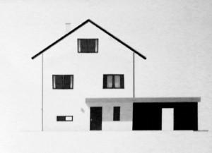 Satteldach wohnen bei Salzburg